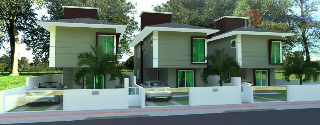 Casa  residencial à venda, Ribeirão da Ilha, Florianópolis, Financiável.