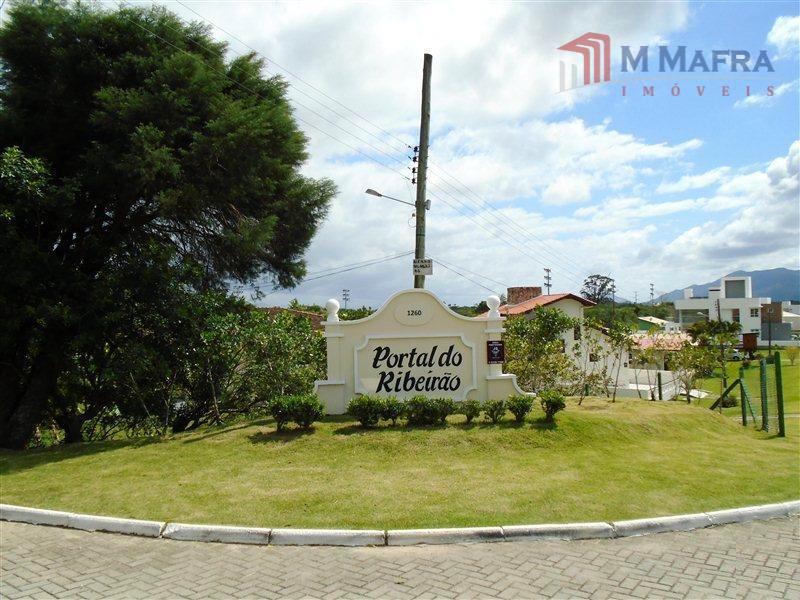 Terreno  residencial à venda, Ribeirão da Ilha, Florianópolis.