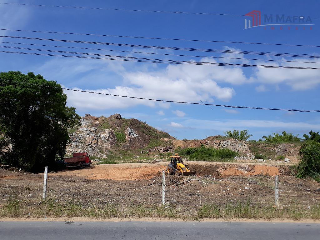 Terreno industrial à venda, Distrito Industrial, São José - TE0228.