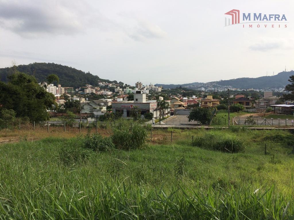 Terreno residencial à venda, Córrego Grande, Florianópolis.