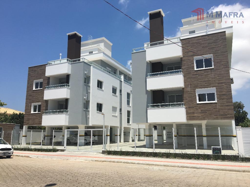 Apartamento residencial à venda, Campeche, Florianópolis, Financiável.