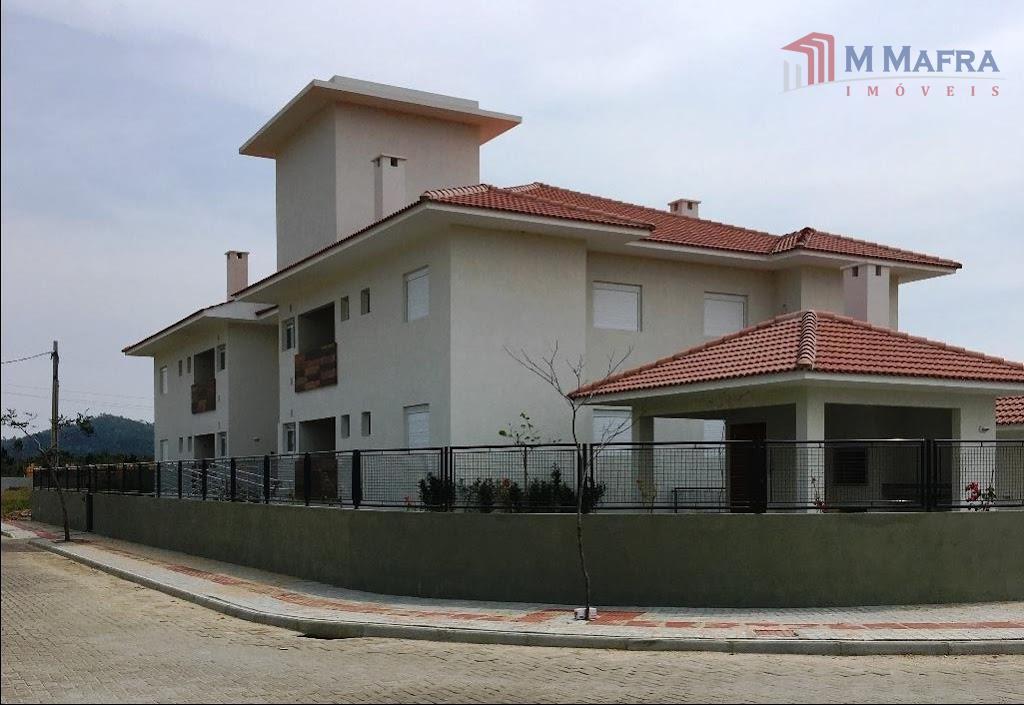 Apartamento residencial à venda, Ribeirão da Ilha, Florianópolis - LF0005.