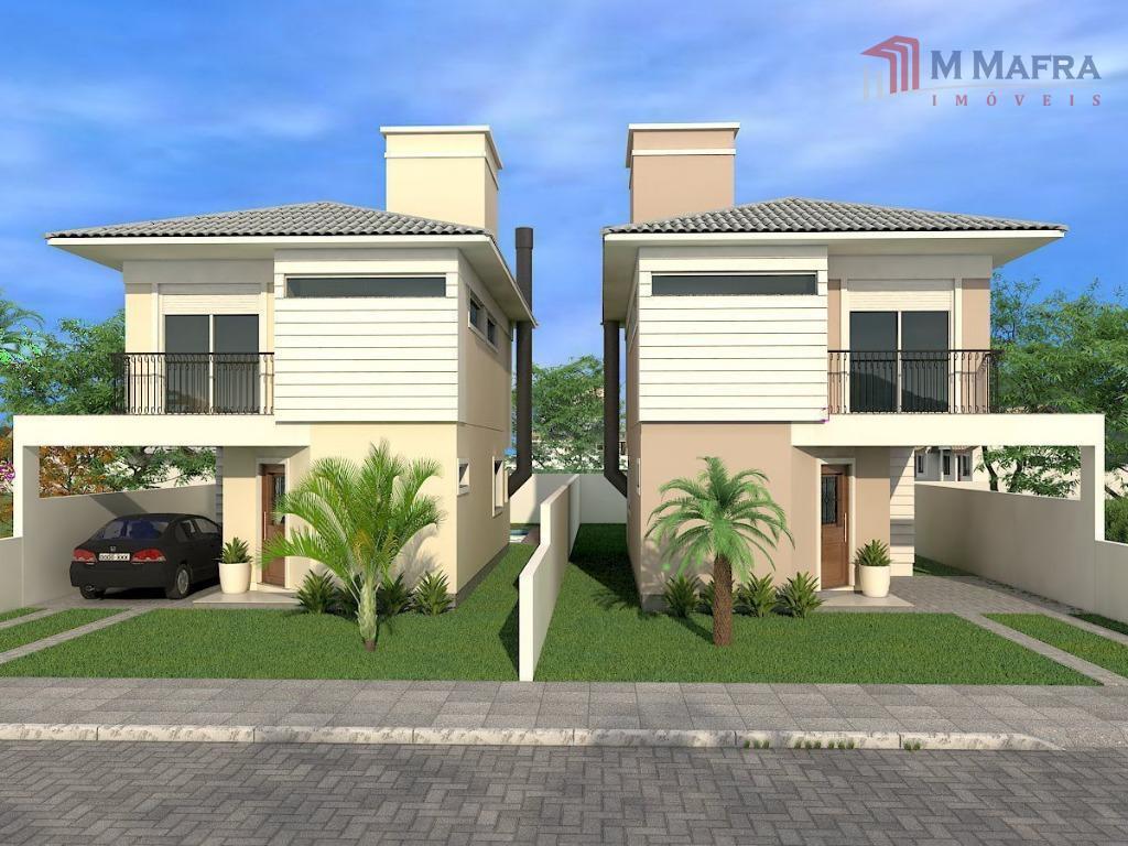 seu sonho pode virar realidade.com três suites linda casa individual , no sul da ilha! localização...