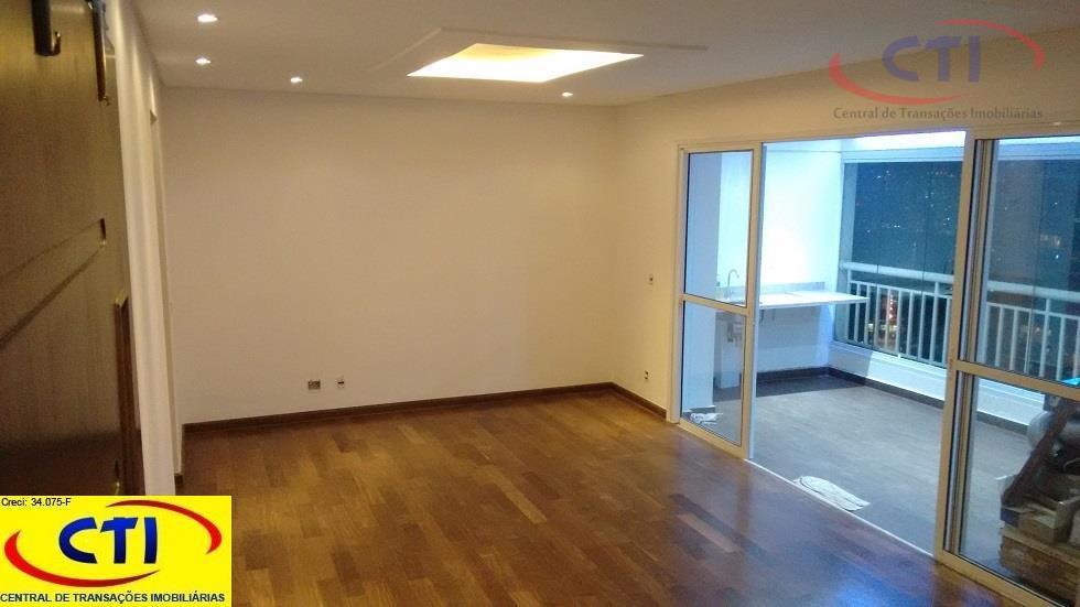 Apartamento  3 dormitórios sendo 2 suites à venda, Vila Lusitânia, São Bernardo do Campo.