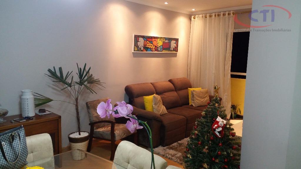 Apartamento  residencial à venda, Vila Baeta Neves, São Bernardo do Campo.