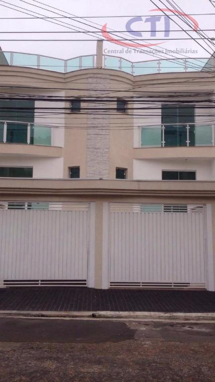 Apartamento  sem condomínio à venda, Parque das Nações, Santo André.