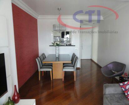 Apartamento à venda, Jardim Bela Vista, Santo André.