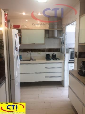 Casa em condomínio fechado à venda, Demarchi, São Bernardo do Campo.