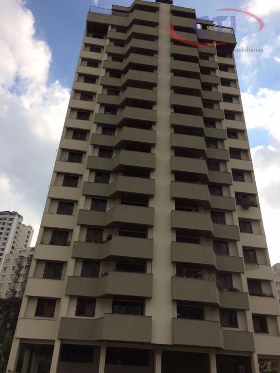Apartamento para locação, Morumbi, São Paulo.