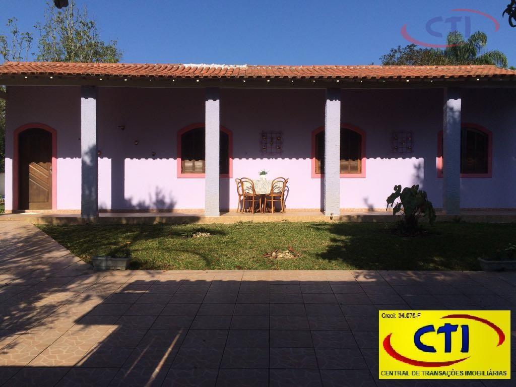 Casa em condomínio Fechado à venda, Balneário Palmira, Ribeirão Pires - CA0249.