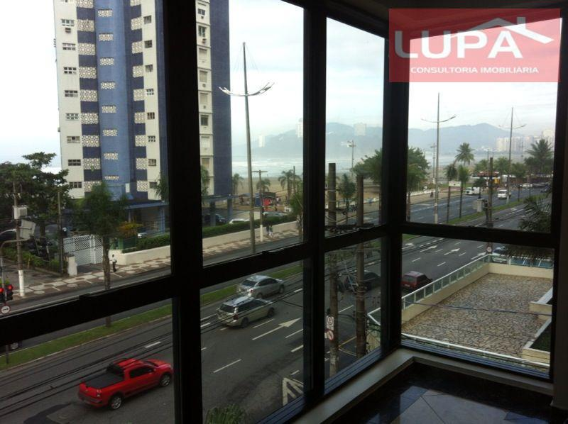 Apartamento  02 suítes à venda, José Menino, Santos, frente ao mar.