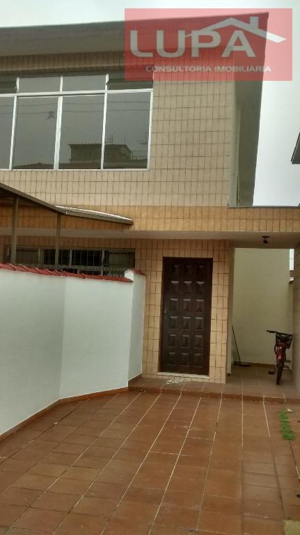 Casa residencial para locação, Aparecida, Santos - CA0071.