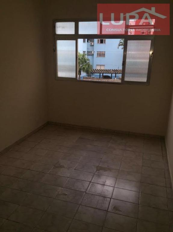 Apartamento 2 dormitórios no Saboò - Santos/SP