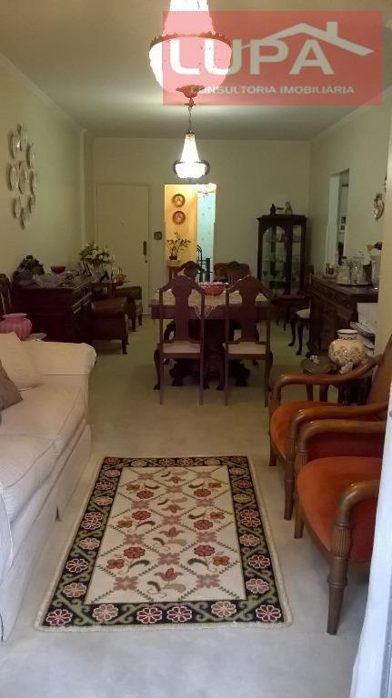 Apartamento à venda, Aparecida, Santos. 50 metros da praia