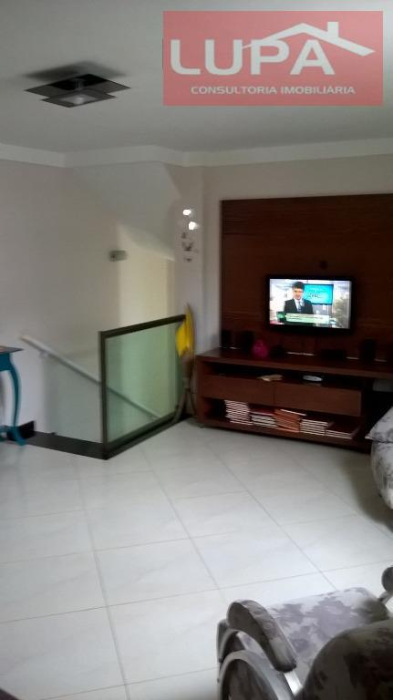 Casa  residencial à venda, Aparecida, Santos.