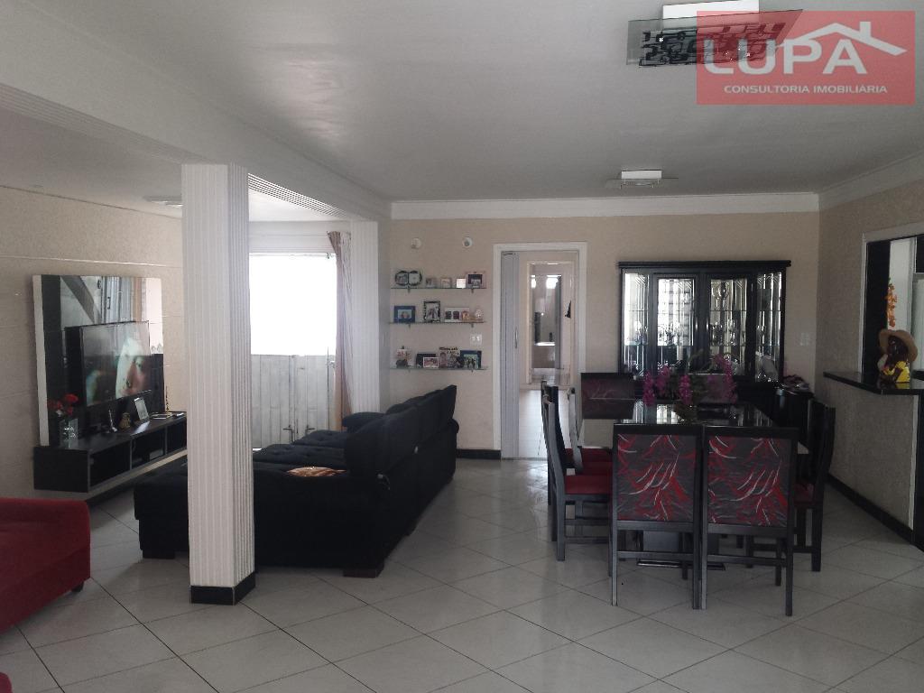Casa residencial à venda, Jardim Três Marias, Guarujá.