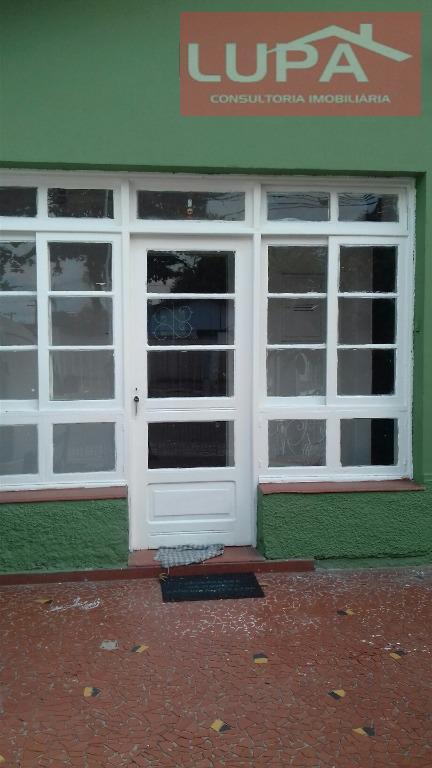 Casa comercial para locação, Estuário, Santos.