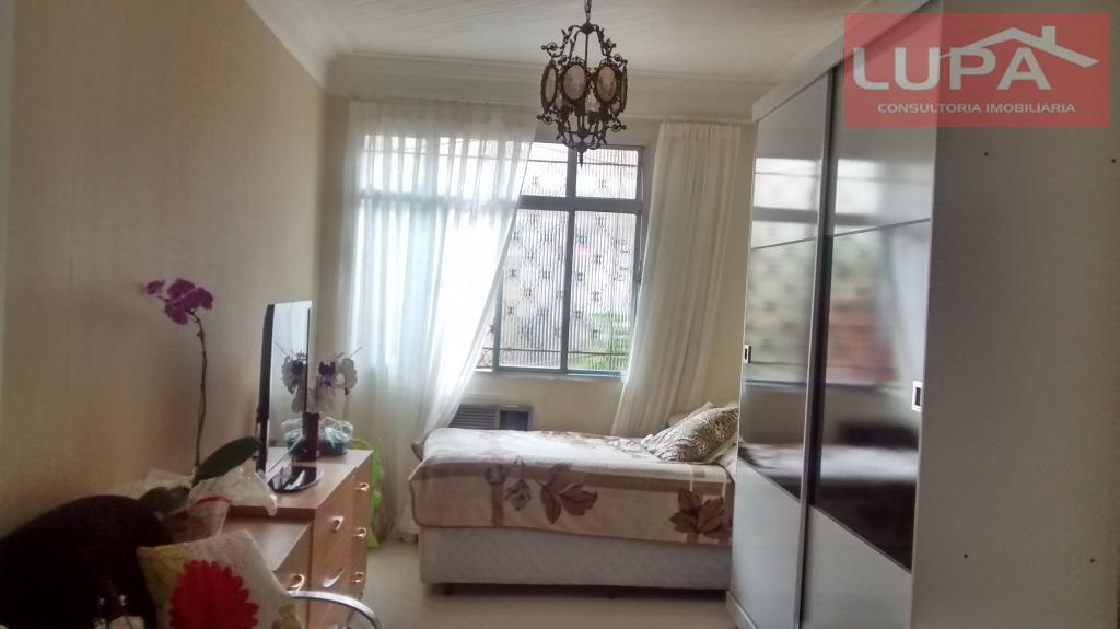 Casa residencial à venda, Vila Belmiro, Santos - CA0147.