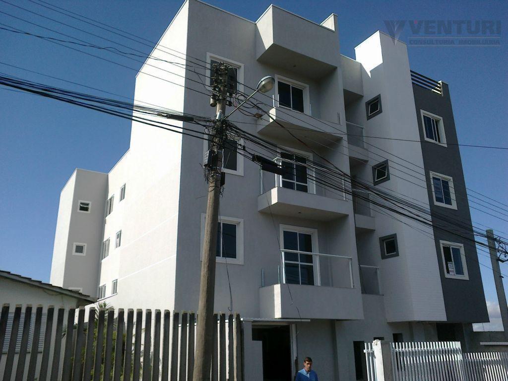 Apartamento residencial à venda, Boneca do Iguaçu, São José dos Pinhais.