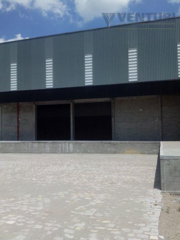 Barracão  industrial para locação, Audi, São José dos Pinhais.