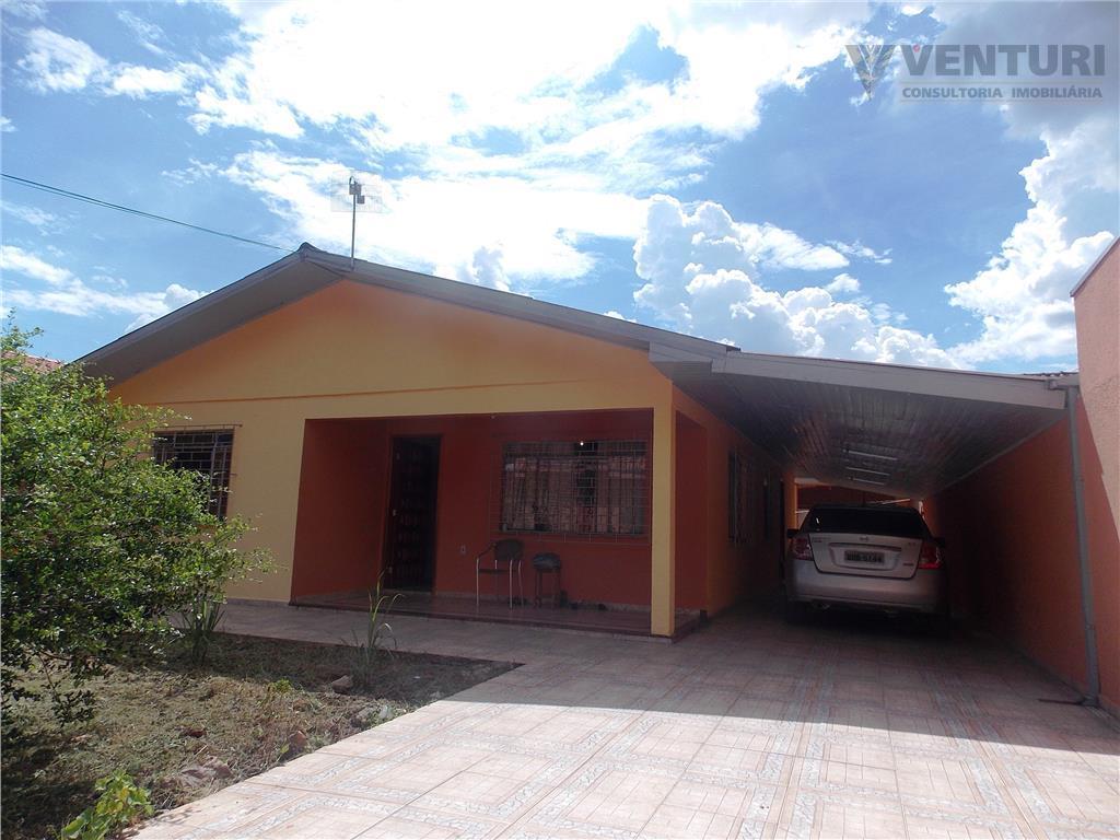 Casa residencial à venda, Roseira, São José dos Pinhais.