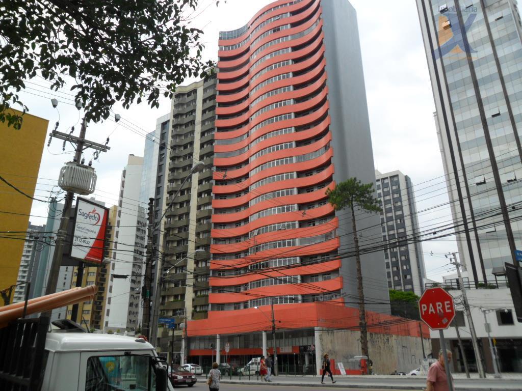 Loja comercial para locação, Batel, Curitiba.