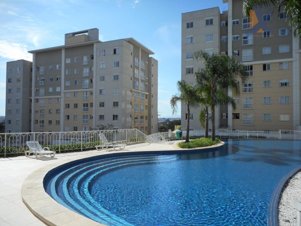 Apartamento residencial para venda e locação, Atuba, Curitiba.