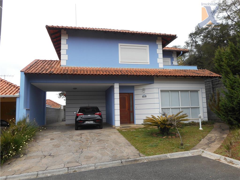 Casa residencial para locação, São Braz, Curitiba.
