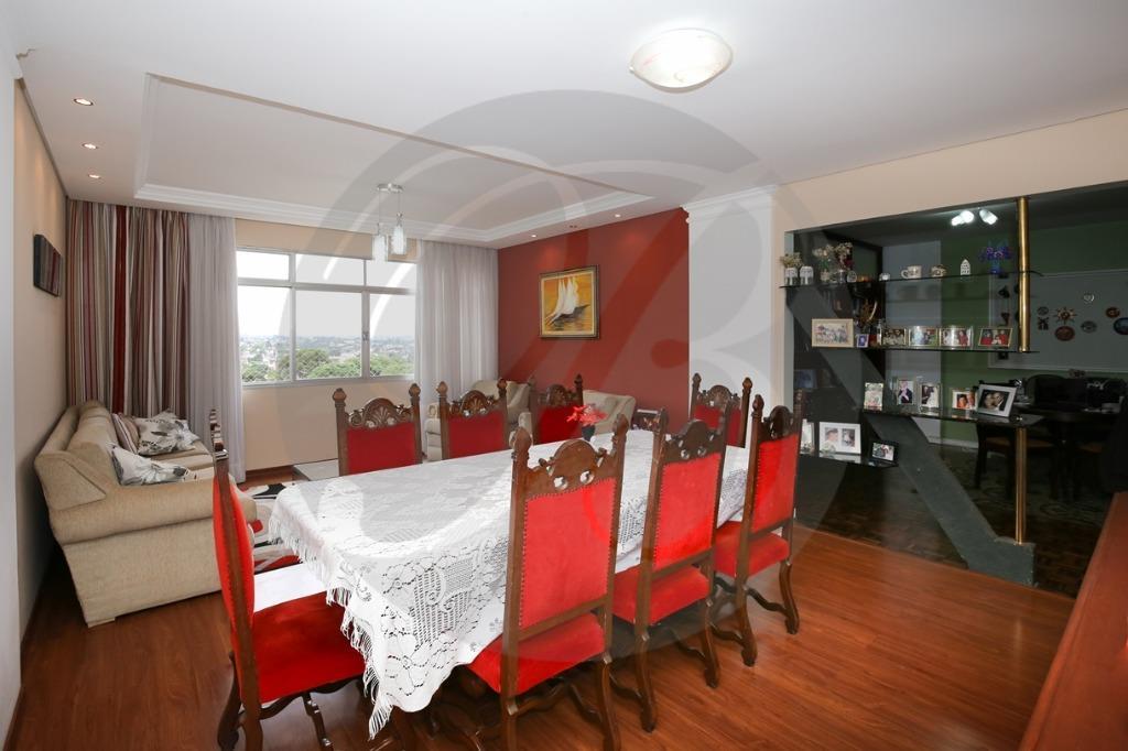 Apartamento residencial à venda, Mercês, Curitiba.