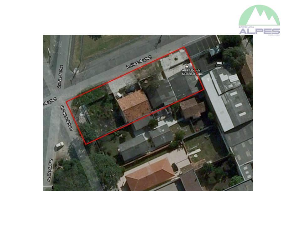 Terreno à venda no Boqueirão. Oportunidade comercial e industrial TE0011.