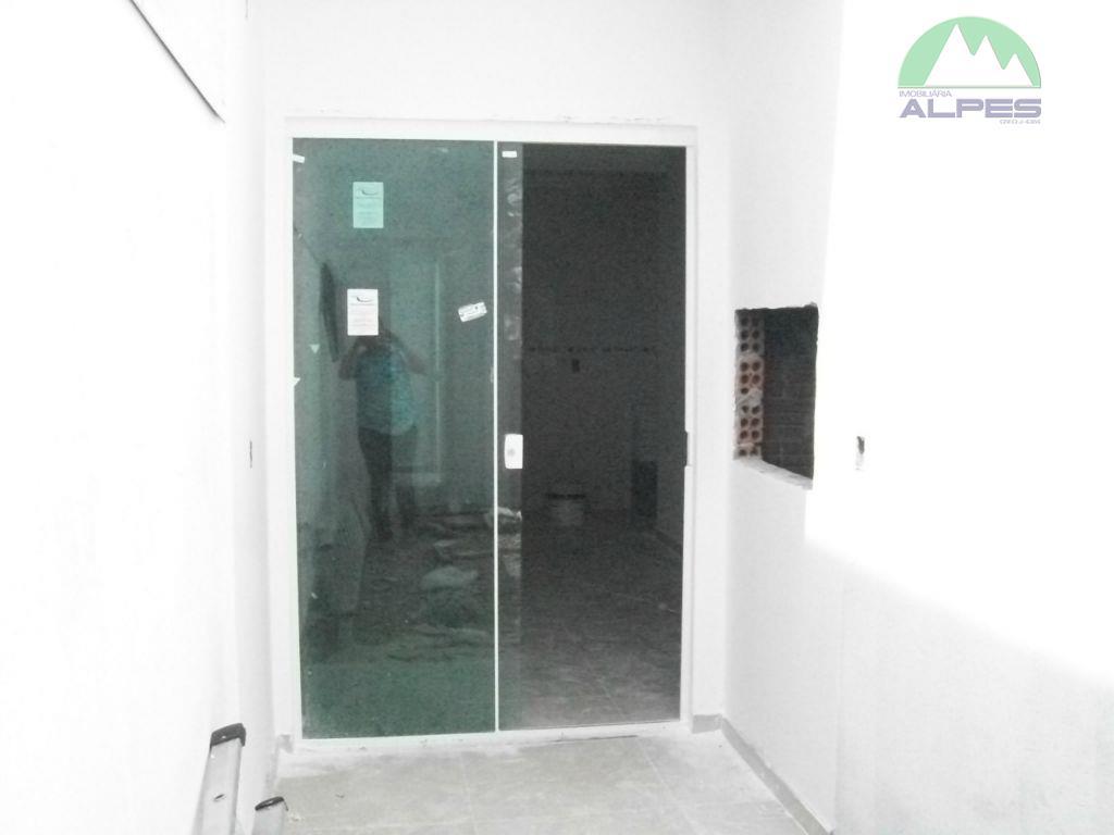 Apartamento residencial à venda, Eucaliptos, Fazenda Rio Grande.