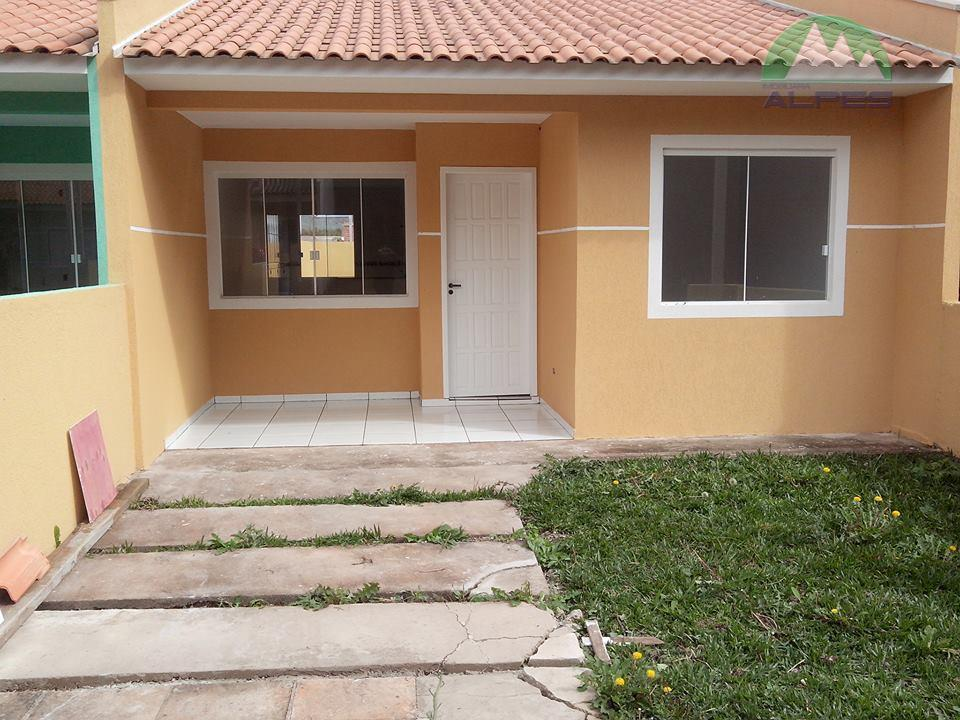 Casa residencial à venda, Santa Terezinha, Fazenda Rio Grande.