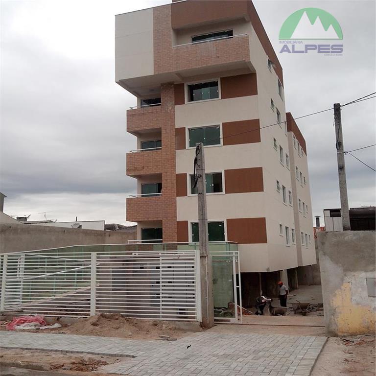 ótimo apartamento próximo a linha verde, 2 por andar, 60m² de área privativa e 113m² de...