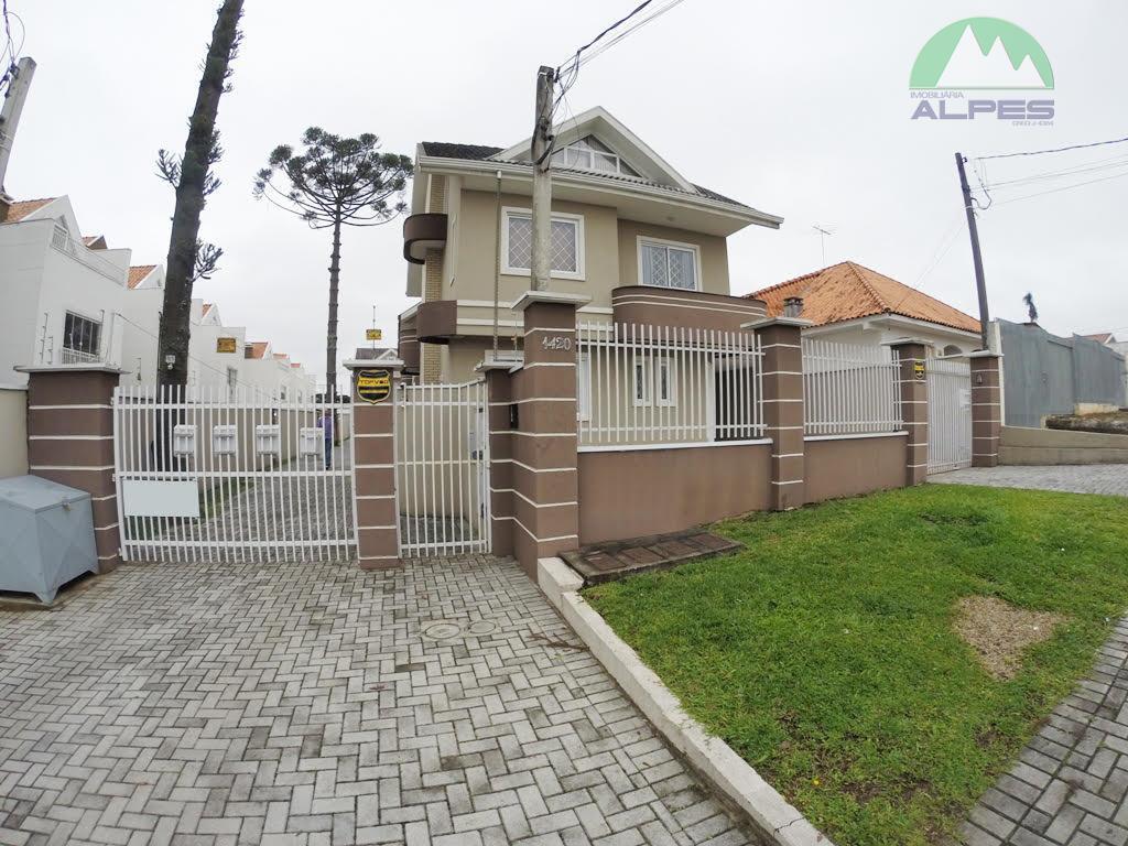 Sobrado  residencial à venda, Boqueirão, Curitiba.