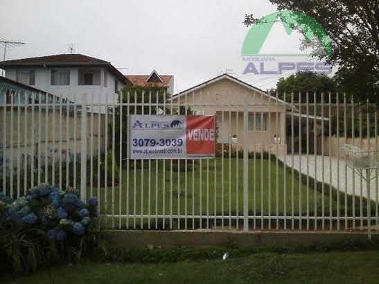 Casa residencial à venda, Alto Boqueirão, Curitiba - CA0170.