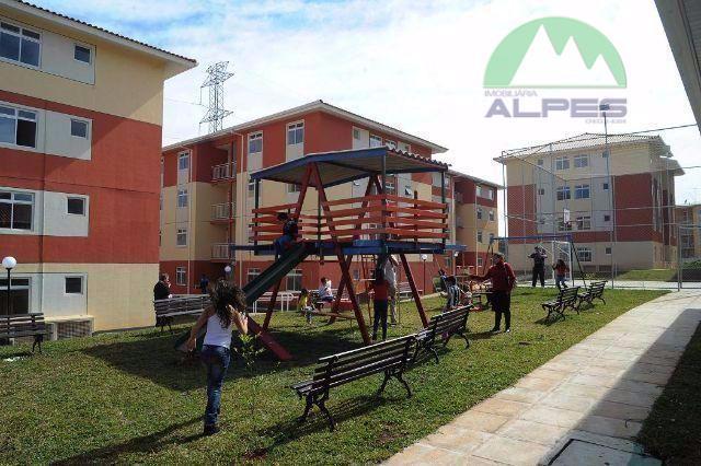 Apartamento  residencial à venda, Campo de Santana, Curitiba.