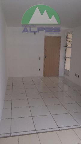 ótimo apartamento;- 2 quartos;- térreo;- desocupado;- pintura interna nova;- com vaga de garagem demarcada;- sala com...