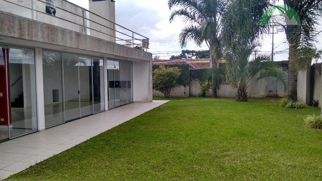 Casa  comercial para venda e locação, Novo Mundo, Curitiba.