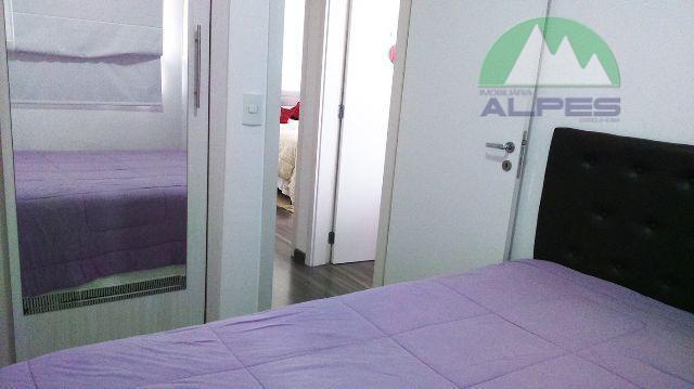 apartamento 3 dormitórios sendo 1 suíte e vaga para 2 veículos, condomínio novo com 3 anos,...