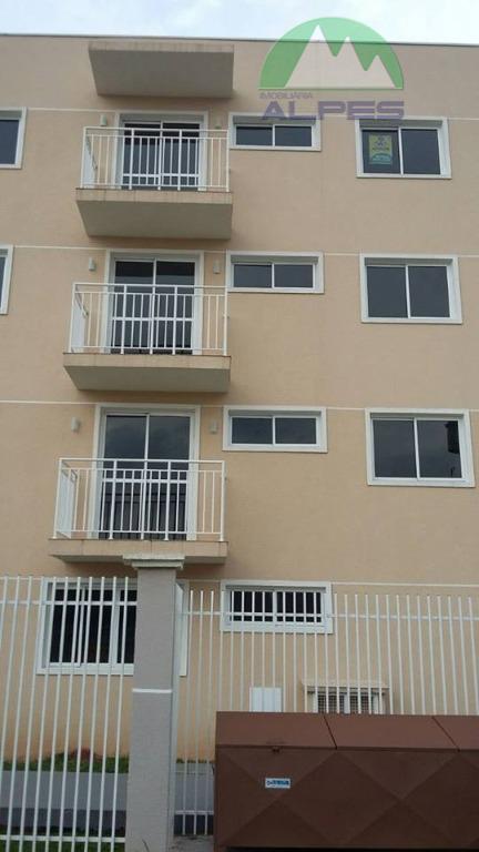 Apartamento residencial à venda, Planta Bairro Weissópolis,  de Imobiliária Alpes.'