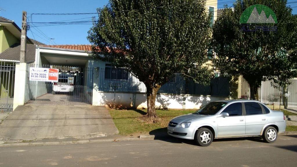 Terreno residencial à venda, Fanny, Curitiba.