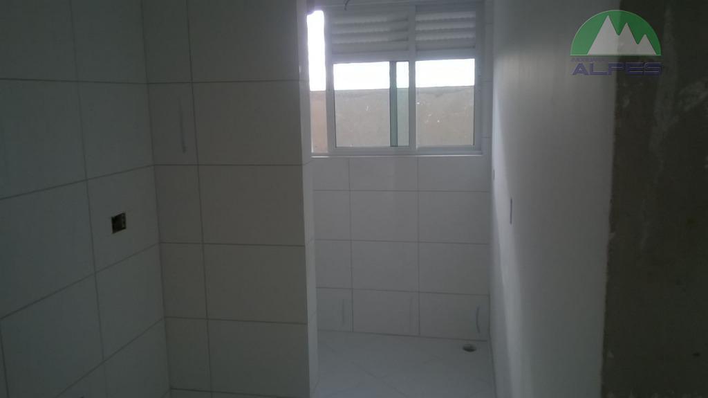 Apartamento residencial à venda, Jardim Dona Joaquina I, Pinhais.