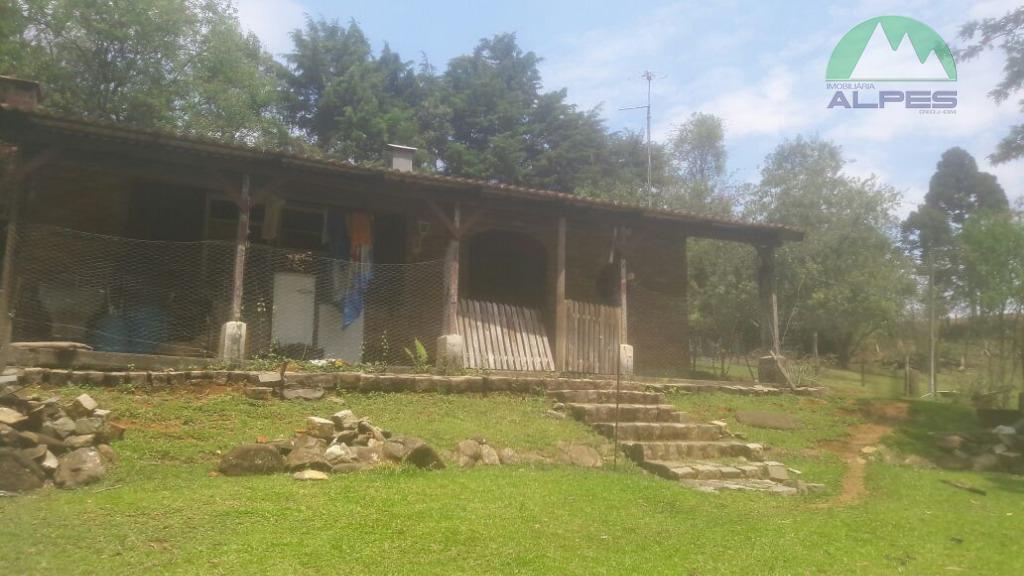 Chácara residencial à venda, Cachoeira, Araucária.