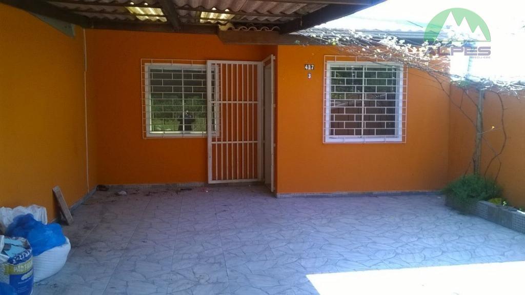 Casa residencial à venda, Ganchinho, Curitiba.