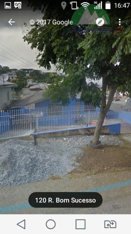 Terreno residencial à venda, Alto Boqueirão, Curitiba.