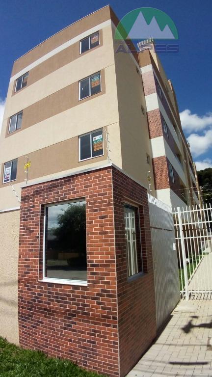 Apartamento à venda, 61 m² por R$ 209.000,00 - Boqueirão - Curitiba/PR