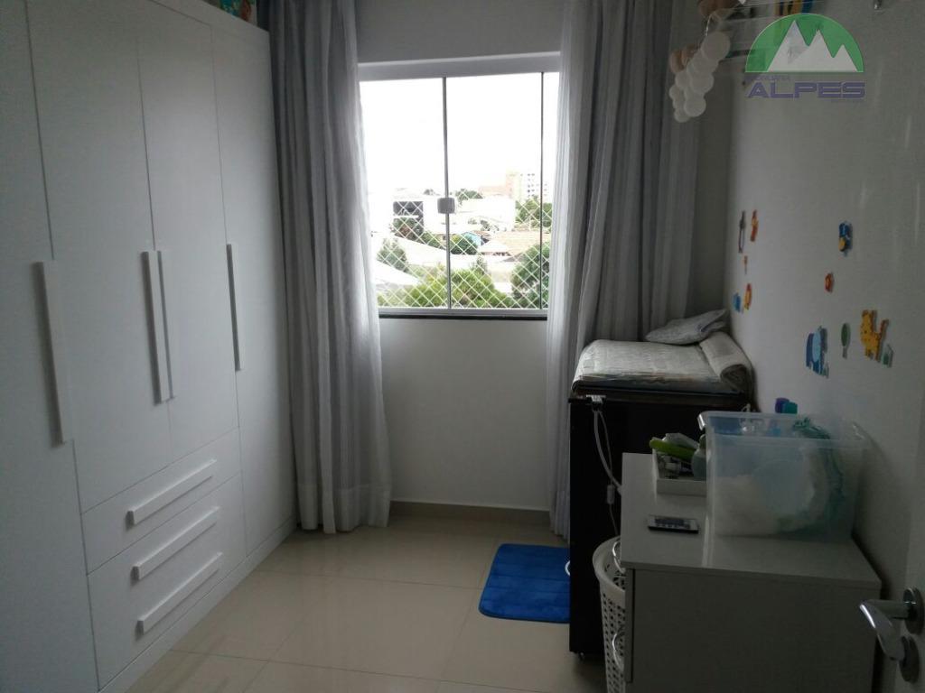 Apartamento residencial à venda, Centro, Araucária.