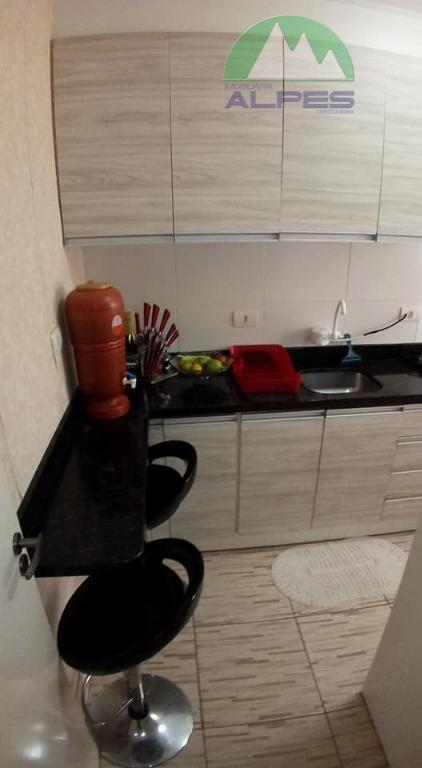 Apartamento residencial à venda, Sítio Cercado, Curitiba.