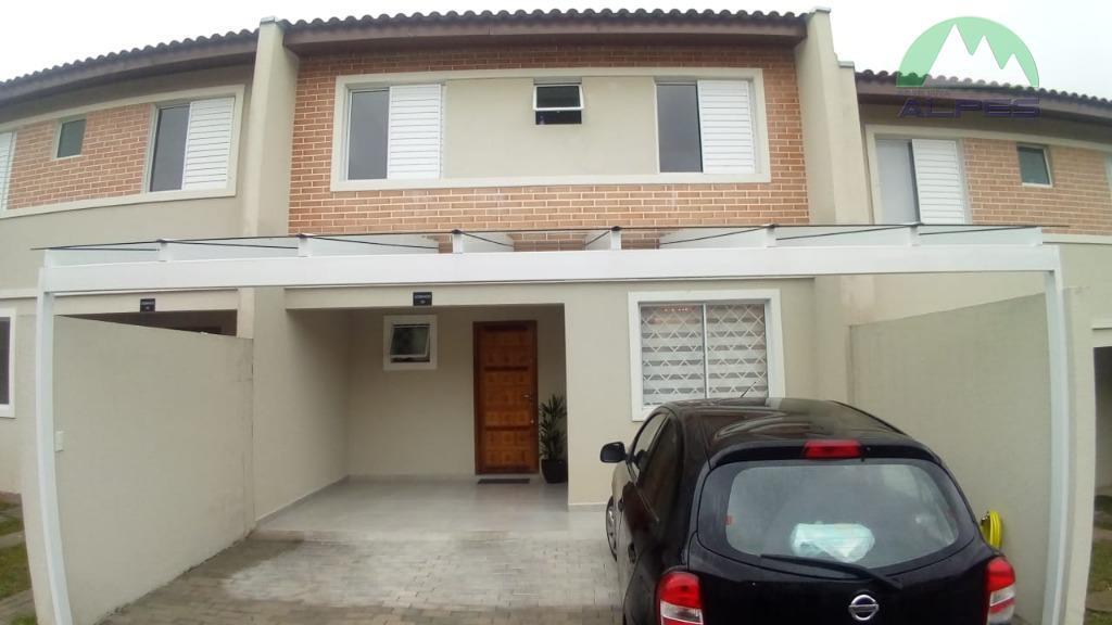 Sobrado residencial à venda, Xaxim, Curitiba.
