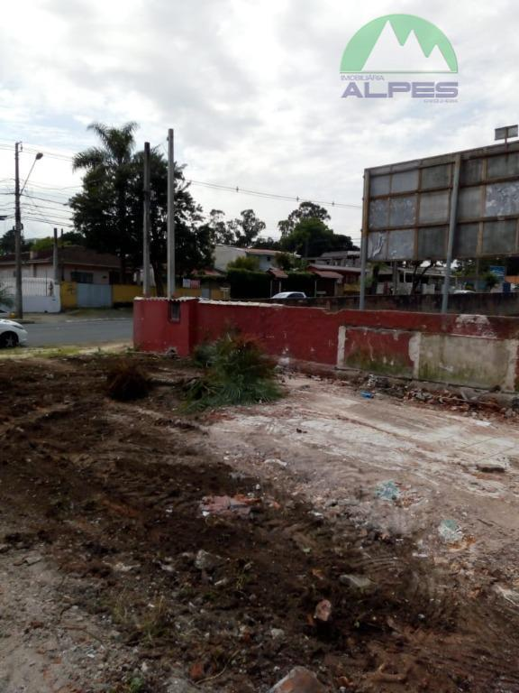Terreno Comercial à venda, Boqueirão, Curitiba - TE0159.